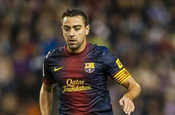 Xavi: Barcelona will hog the ball to beat Bayern
