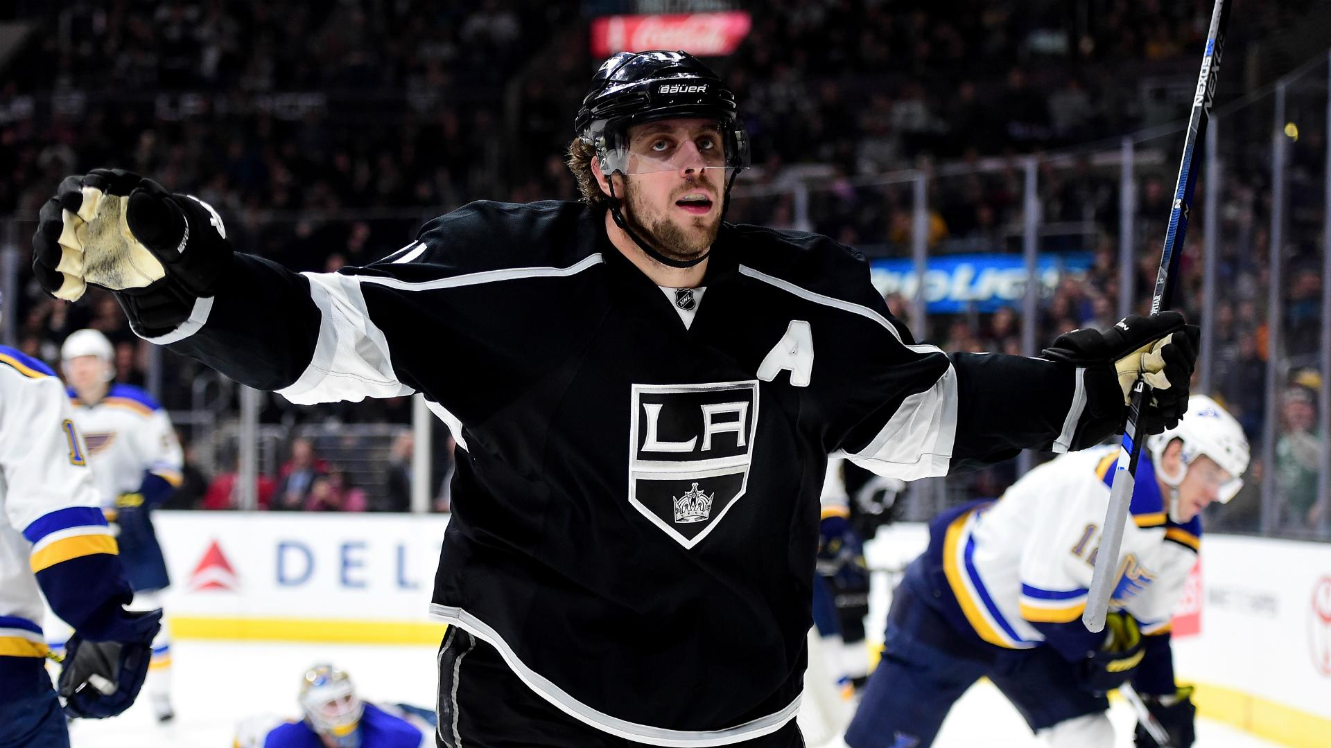 Kings end Rangers streak, Penguins triumph in overtime
