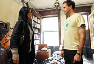 Lucy Liu and Jonny Lee Miller | Photo Credits: David M. Russell/CBS