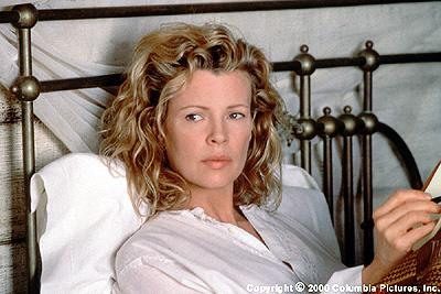Kim Basinger is Kuki Gallman in Columbia's I Dreamed Of Africa