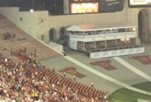 Why USC Should Take Down Mike Garrett's No. 20 from the Peristyle End of the Coliseum