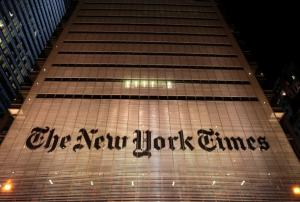 New York Times Company Gives First Dividend in 5 Years