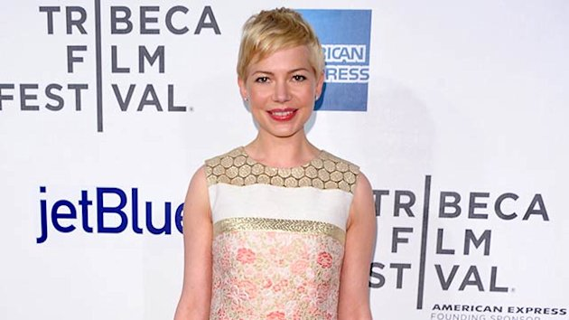 Michelle Williams is Finally Growing Her Hair Out
