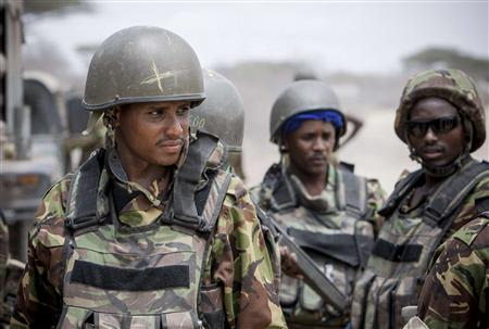 Somali, AU Troops In No Rush To Enter Kismayu