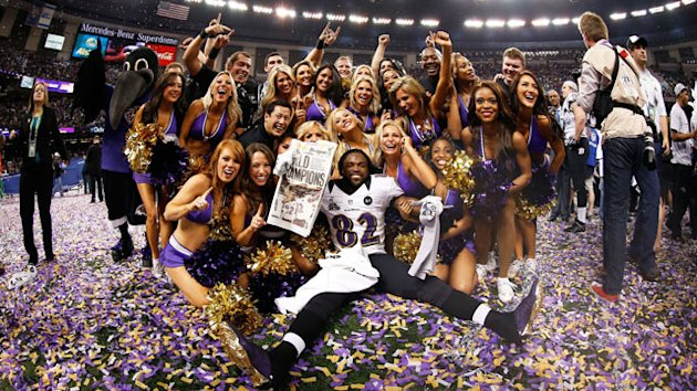 Super Bowl XLVII Ends in Baltimore Ravens&#39; Second Title (ABC News)