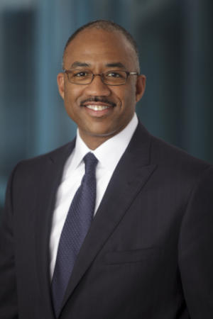 Walgreens President of Pharmacy, Health and Wellness Kermit Crawford