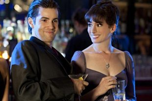Jim Sturgess and Anne Hathaway in 'One Day'. Photo: Focus Features