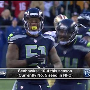 Are the Seattle Seahawks the best team in the NFC?