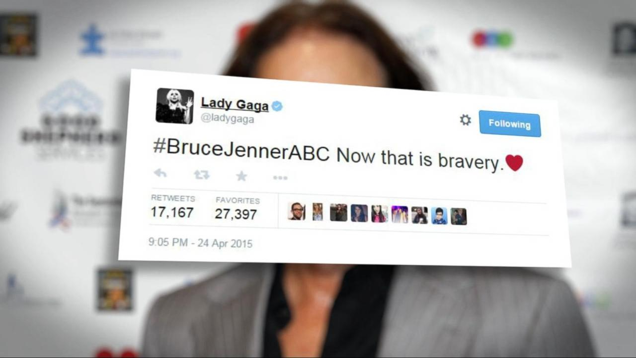 Bruce Jenner Interview Fuels Explosive Social Media Reaction: Part 3