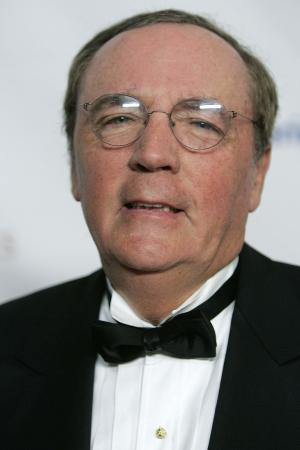"FILE - This Oct. 10, 2006 file photo shows author James Patterson at the Second Annual Quill Awards in New York. Patterson was a panelist for ""Amazon: Business as Usual?"" a discussion at the New York Public Library. (AP Photo/Stephen Chernin, File)"