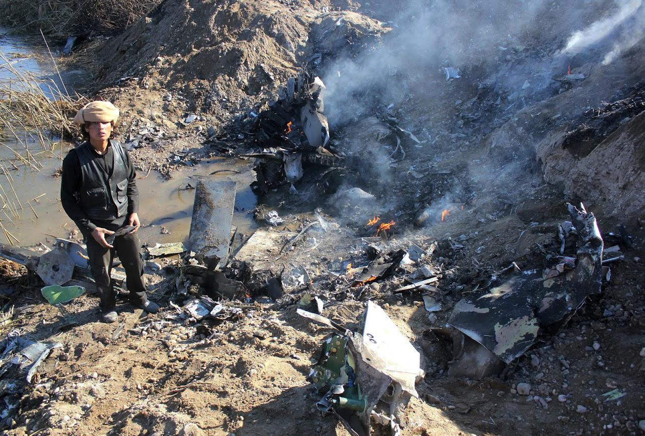 Jordan pilot ejected over Syria after 'technical failure'