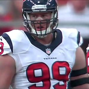 NFL NOW: What does J.J. Watt's contract extension mean for Houston Texans?