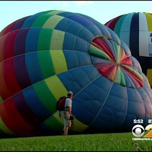 Up, Up And Away At QuickChek New Jersey Festival Of Ballooning