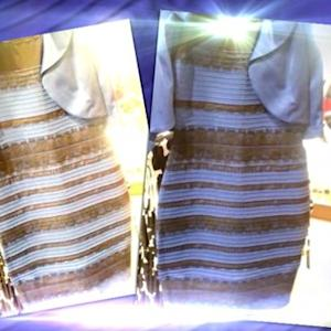Details Revealed of the Color Changing Dress
