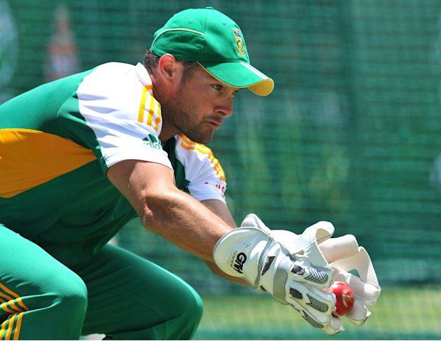 South Africa Nets Session [Mark Boucher's retirement]