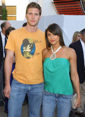 Premiere: Ryan McPartlin and wife Danielle at the Universal City premiere of Universal Pictures' The Perfect Man - 6/13/2005 Ryan McPartlin