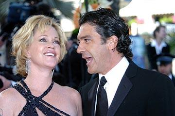 Melanie Griffith and Antonio Banderas Shrek 2 premiere Cannes Film Festival - 5/15/2004