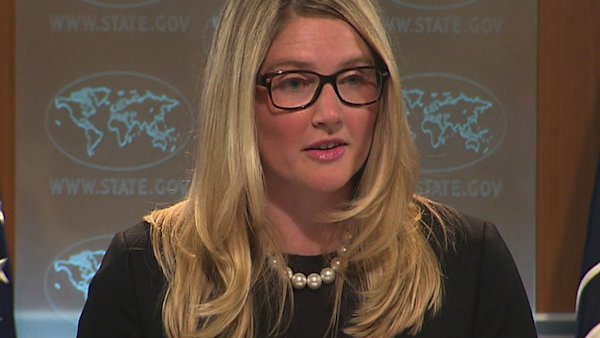 VIDEO: Noted State Department Moron Marie Harf: ISIL Isn't At War With America, Regardless Of What It Says