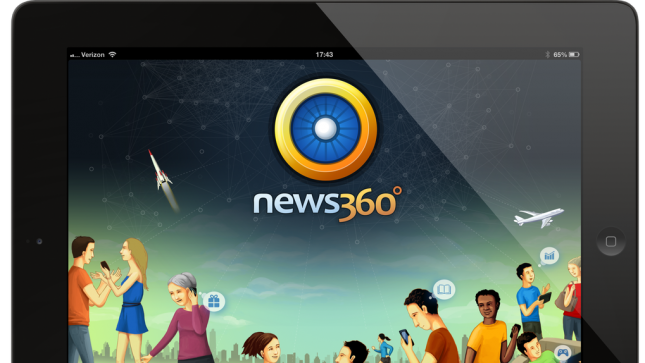 News360 app for iPad gets major overhaul
