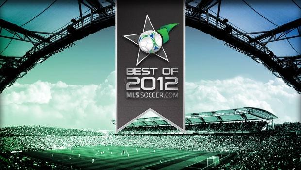 MLSsoccer.com's Best of 2012 series begins Monday