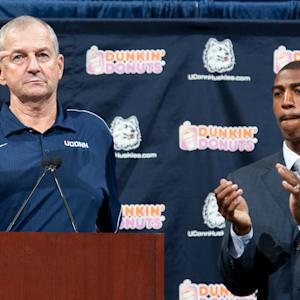 Jim Calhoun's Best Advice For Kevin Ollie