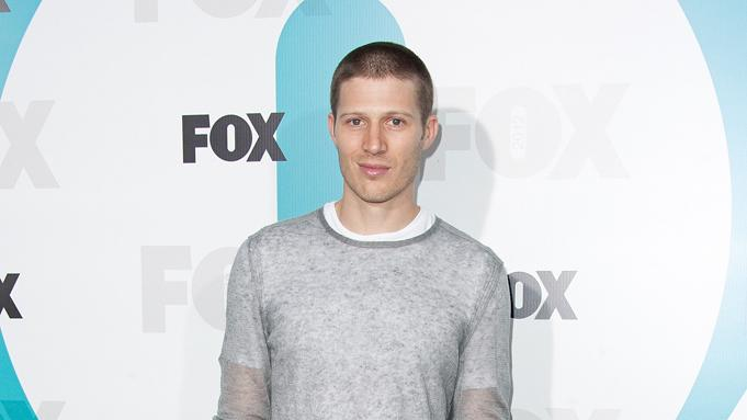 Fox 2012 Programming Presentation Post-Show Party - Zach Gilford