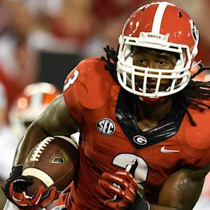Is Todd Gurley The Top Running Back In The NFL Draft?