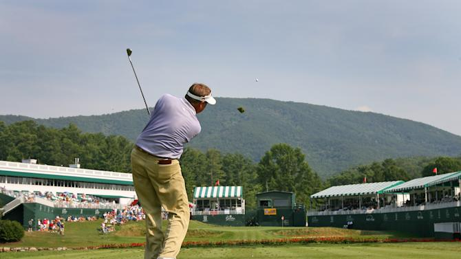 Greenbrier Classic - Round Three