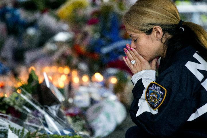Key developments in case of 2 slain NYPD officers