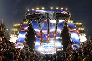 Ultra Music Festival Workers Critically Injured After Giant Screen Falls