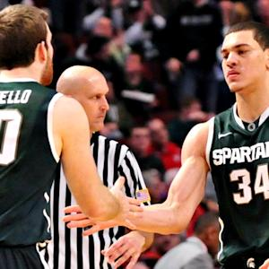 Michigan State Needs Big Men To Contribute In Indy