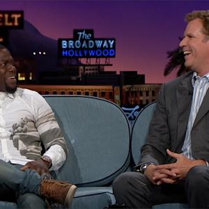 Kevin Hart and Will Ferrell Weren't Always Movie Stars