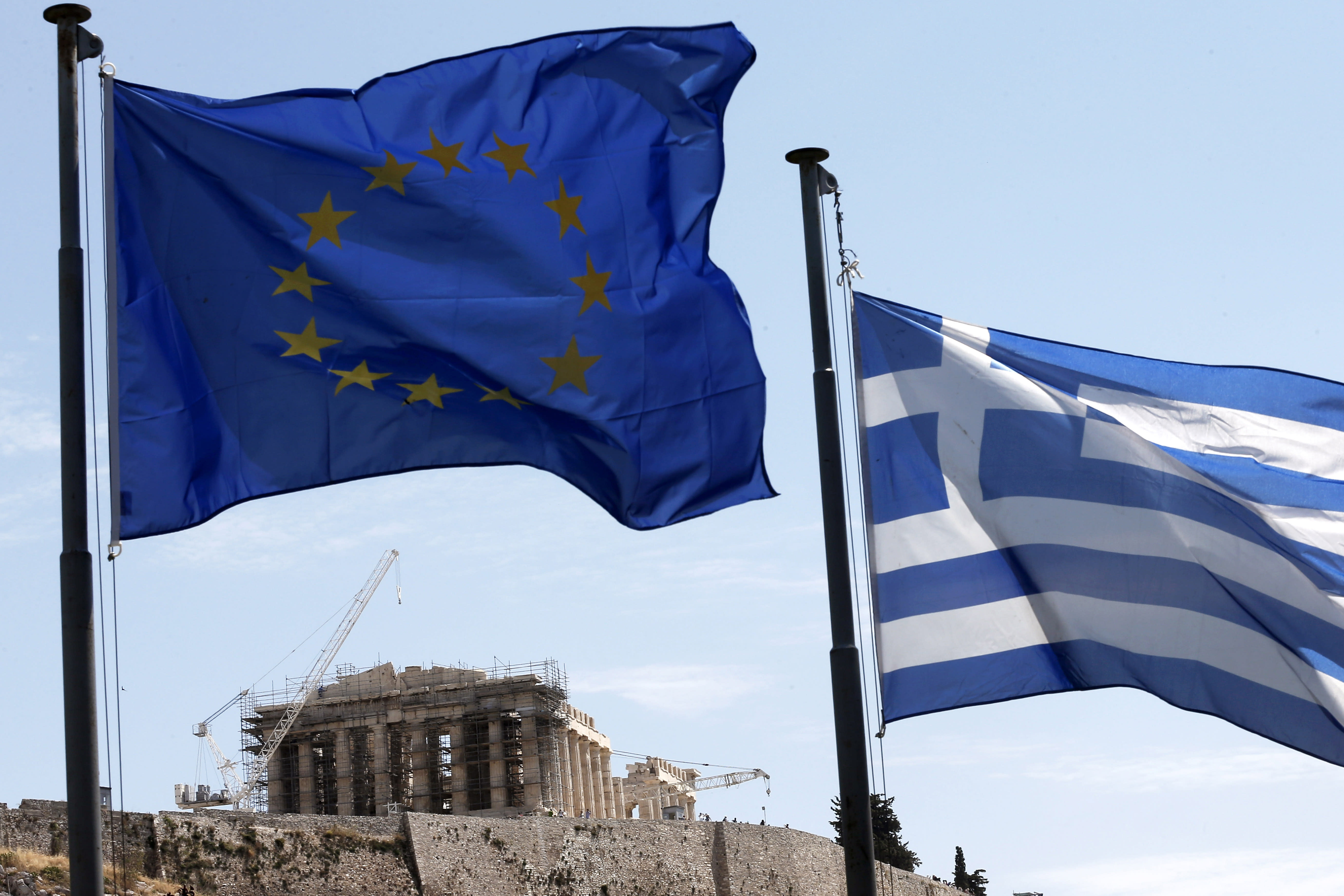 Greek leader heads to Brussels to defend deal proposal