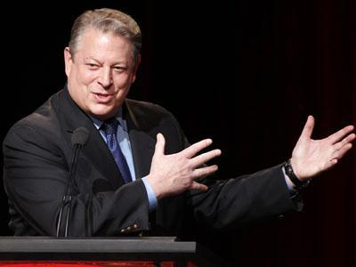 """The Future,"" Al Gore on New Challenges Ahead"