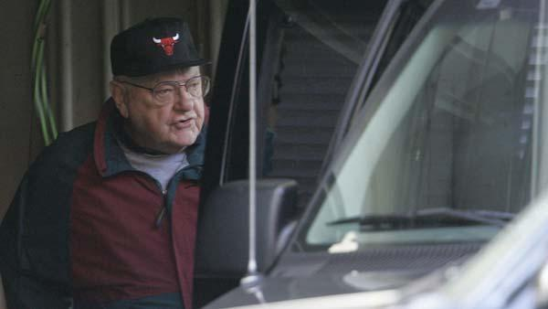 George Ryan to arrive at Salvation Army halfway house Wednesday morning