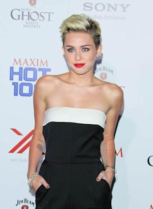 Miley Cyrus attends the Maxim 2013 Hot 100 Party held at Vanguard on May 15, 2013 in Hollywood, Calif. -- Getty Premium