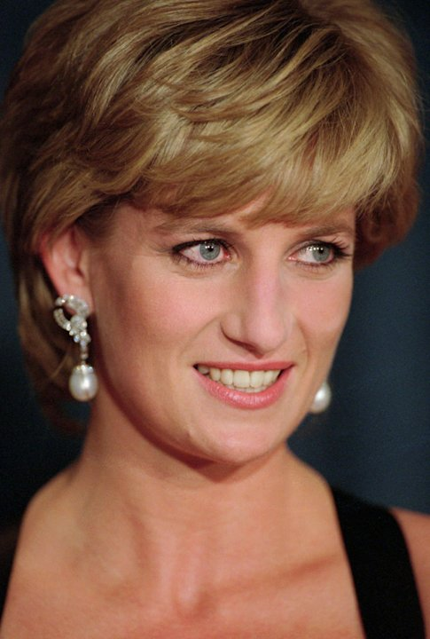 La princesa Diana de Gales al llegar a la gala anual de la organizacin United Cerebral Palsy en el hotel Hilton de Nueva York en una fotografa de archivo del 11 de diciembre de 1995. Diana habra cu