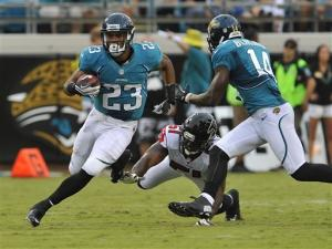 Davis impresses in Falcons' 24-14 loss to Jaguars