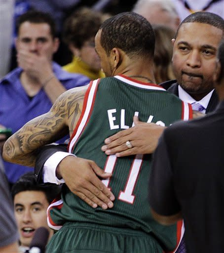 Monta Ellis beats Warriors 120-98 in Bucks debut