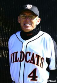 Winter Park baseball coach Bob King
