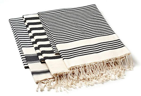 Feel's Fouta Canvas Weave