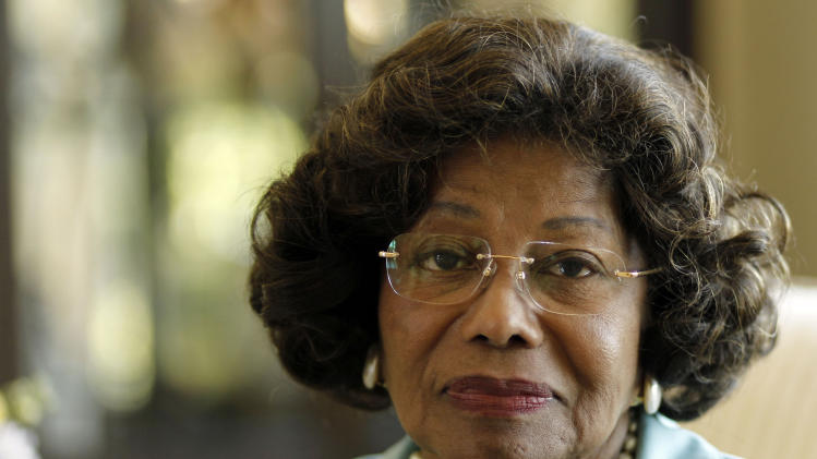 FILE - In this April 27, 2011 file photo, Katherine Jackson poses for a portrait in Calabasas, Calif. A Los Angeles jury on Wednesday, Oct. 2, 2013, rejected a negligence lawsuit by singer Michael Jackson's mother against AEG Live LLC that claimed the concert promoter was responsible for hiring the doctor convicted of causing her son's 2009 death. (AP Photo/Matt Sayles, File)