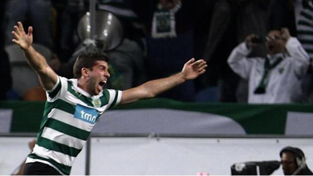 World Football - Atletico sign Insua from Sporting