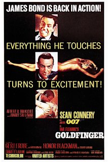 Poster of Goldfinger