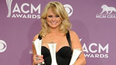 Miranda Lambert Wins Big at the ACMs