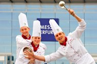 IKA World Culinary Olympics 2012