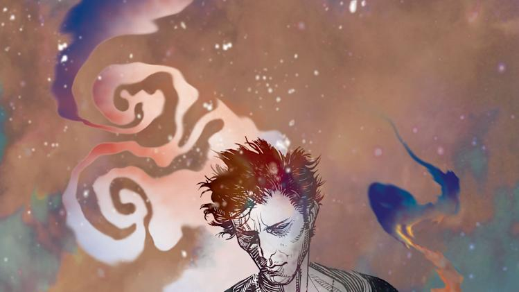 "This comic book image released by DC Entertainment shows the character The Sandman. The character is returning for a new series ""The Sandman: Overture,"" appear bi-monthly starting Oct. 30 in comic shops and digitally. (AP Photo/DC Entertainment)"