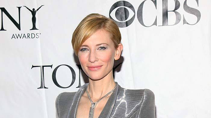 Cate Blanchett Tony Awards