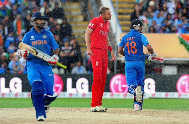 Cricket - ICC Champions Trophy - Final - England v India - Edgbaston