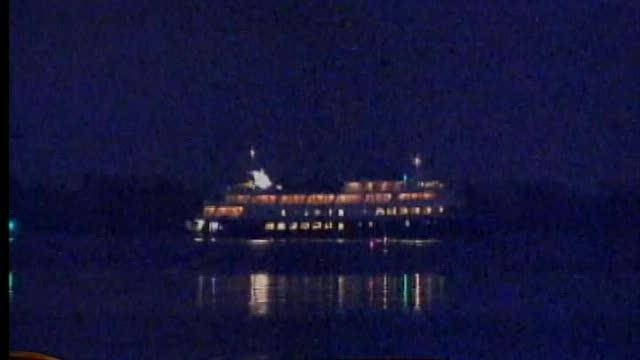 Cruise ship runs aground from Detroit to Cleveland